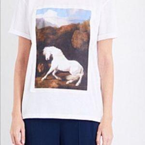 Tops - Stella McCartney Horse T-shirt $345 40